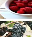 Naturalne proszki owocowe bez ulepszaczy.