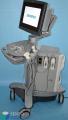 Używany ultrasonograf Siemens Siemens ACUSON Antares Premium Edition z obrazowaniem 3D, bardzo czułym kolorowym Dopplerem i elastografią.