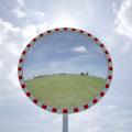 Lustra drogowe akrylowe okrągłe