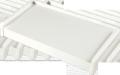 Parapety zewnętrzne aluminiowe