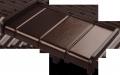 Parapety aluminiowe zewnętrzne typu płytka Softline