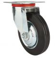 Zestaw kołowy Koło obrotowe 80mm skrętne 520085