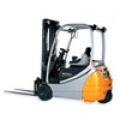 Elektryczny wózek widłowy, model: RX 20