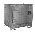 A metal container for high storing