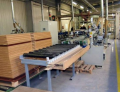 Machine tools for the production of windows, doors and furniture