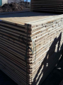Wysokiej jakości elementy palet drewnianych