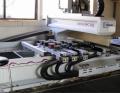Używane centrum obróbcze CNC firmy Weeke wraz z narzędziami