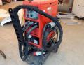 Thermo-velding apparatus