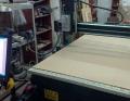 Frezarka CNC marki KIMLA ze stołem podciśnieniowym