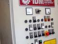 Używana okleiniarka płyty meblowej IDM EURO 1.48