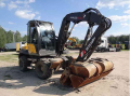 Mecalac 12 MTX - wheel excavator