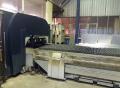 Laser Salvagnini, obszar roboczy 1500x4000