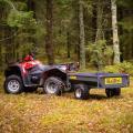 ATV прицеп самосвальный 500 кг