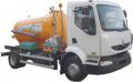 Samochody asenizacyjne z opcją czyszczenia kanalizacji  KA 4500 KA