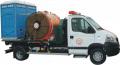 Kontenerowe urządzenia do czyszczenia i dezynfekcji toalet przewoźnych   Typ KT-2100 i KT-3600