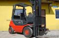 Wózek widłowy LINDE H25T 2500 kg duplex
