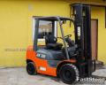 Wózki widłowe spalinowe diesel elektryczne przesuw boczny udźwig 1000 kg 1500 kg 2000 kg 2500 kg 3000 kg 4000 kg 5000 kg 6000 kg 7000 kg 8000 kg