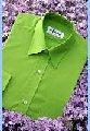 Koszula klasyczna zielona