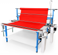 Cutting table with manual spreader CUTMaster