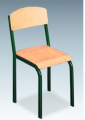 Krzesła uczniowskie