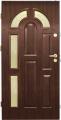 Drzwi stalowe KMT PLUS - zewnętrzne przeszklone