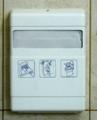 Nakładki higieniczne na sedes
