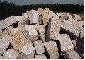 Granit - formak szary i rudy