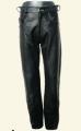 Spodnie skórzane męskie