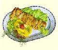 Szaszłyk wieprzowy