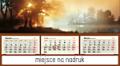 Kalendarz Lux
