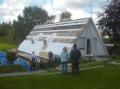 Zabezpieczenia przeciwpożarowe dachów