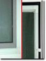 Moskitiery ramkowe okienne