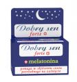 Suplement diety w postaci tabletek do połykania, przeznaczony dla osób dorosłych Dobry Sen Forte