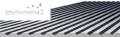 Wykładzina gumowa ryflowana z szerokim ryflem