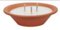 Znicze ceramiczne od producenta. Różne rozmiary.