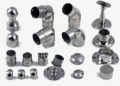 Accessories for the manufacture of handrails