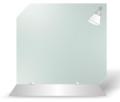 Lustra z oświetleniem bocznym, górnym, lustra w ozdobnych ramach.