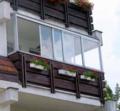 Zabudowa balkonu- powiększ swój pokój, lub swoje biuro.