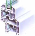 Stolarka okienna PCV