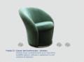 Gotowy fotel konferencyjny - obrotowy
