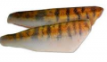 Sprzedaż ryby słodkowodnej przetworzonej. Filety rybne.