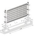 Ogrodzenia panelowe FORTIS