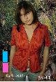 Bluza czerwona damska