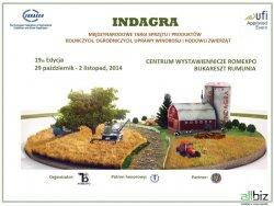 INDAGRA wraz z allbiz zaprasza polskie przedsiębiorstwa do uczestnictwa w targach rolno-spożywczych w Rumunii