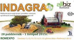 Allbiz Rumunia czeka na Ciebie na targach INDAGRA!