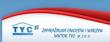 Zamrażalnia Owoców i Warzyw Wiktor Tyc, Sp. z o.o., Nowe Skalmierzyce