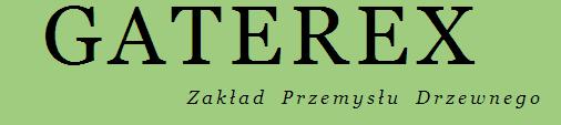 Zakład Przemysłu Drzewnego Gaterex, Zakł. Pryw., Błaszki