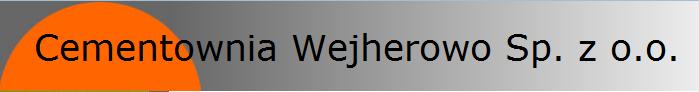 Cementownia Wejherowo, Sp. z o.o., Wejherowo