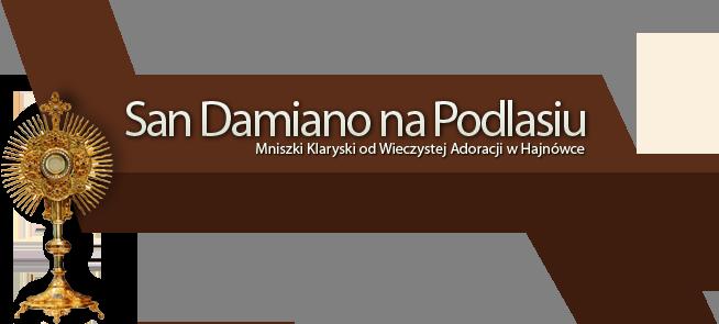 San Damiano na Podlasiu, Hajnówka
