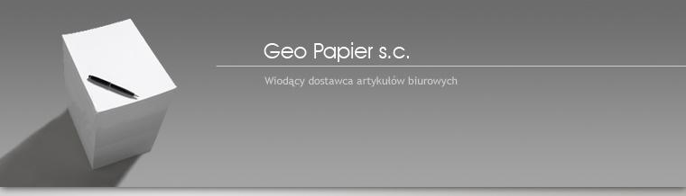 FHU Geo-Papier, s.c., Zabrze